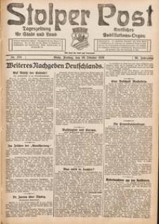 Stolper Post. Tageszeitung für Stadt und Land Nr. 254/1926