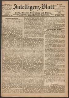 Inteligenz-Blatt für Stolp, Schlawe, Lauenburg und Bütow. Nr 94/1869 r.