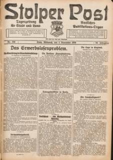 Stolper Post. Tageszeitung für Stadt und Land Nr. 258/1926