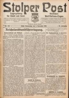 Stolper Post. Tageszeitung für Stadt und Land Nr. 259/1926