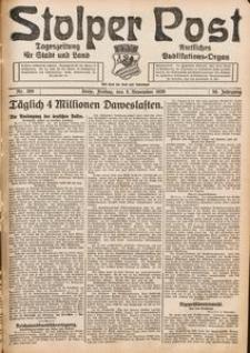 Stolper Post. Tageszeitung für Stadt und Land Nr. 260/1926