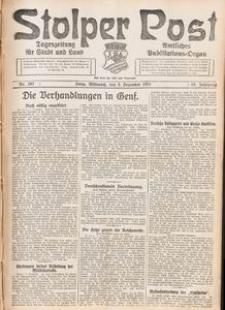 Stolper Post. Tageszeitung für Stadt und Land Nr. 287/1926