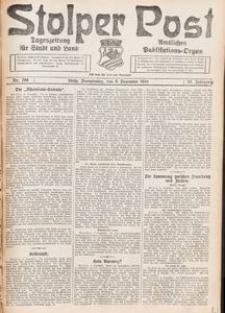 Stolper Post. Tageszeitung für Stadt und Land Nr. 288/1926