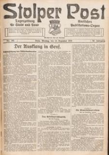 Stolper Post. Tageszeitung für Stadt und Land Nr. 291/1926