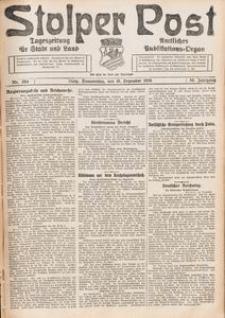 Stolper Post. Tageszeitung für Stadt und Land Nr. 294/1926
