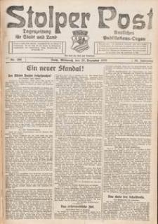 Stolper Post. Tageszeitung für Stadt und Land Nr. 299/1926