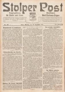 Stolper Post. Tageszeitung für Stadt und Land Nr. 302/1926