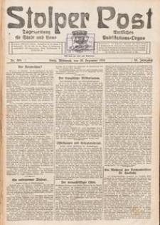 Stolper Post. Tageszeitung für Stadt und Land Nr. 304/1926