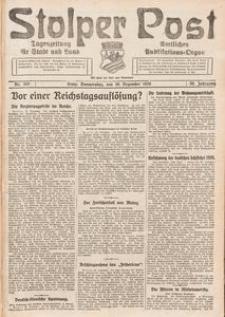 Stolper Post. Tageszeitung für Stadt und Land Nr. 305/1926