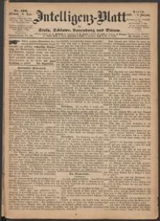 Inteligenz-Blatt für Stolp, Schlawe, Lauenburg und Bütow. Nr 100/1869 r.