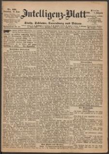 Inteligenz-Blatt für Stolp, Schlawe, Lauenburg und Bütow. Nr 101/1869 r.