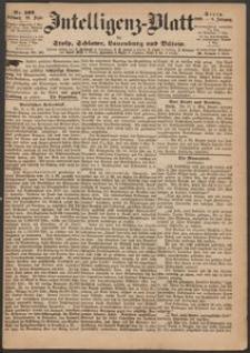 Inteligenz-Blatt für Stolp, Schlawe, Lauenburg und Bütow. Nr 102/1869 r.