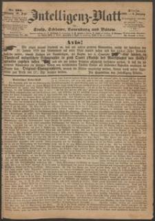 Inteligenz-Blatt für Stolp, Schlawe, Lauenburg und Bütow. Nr 104/1869 r.