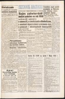 Dziennik Bałtycki, 1956, nr 101