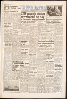 Dziennik Bałtycki, 1956, nr 160