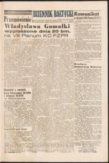 Dziennik Bałtycki, 1956, nr 252