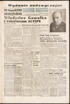 Dziennik Bałtycki, 1956, nr 253, Wyd. Nadzwyczajne