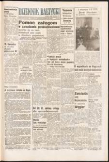 Dziennik Bałtycki, 1956, nr 258