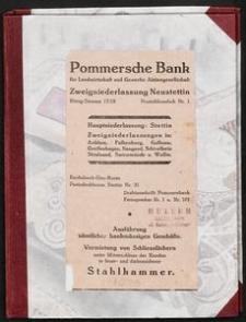 Heimatkalender für Stadt und Land Neustettin 1928