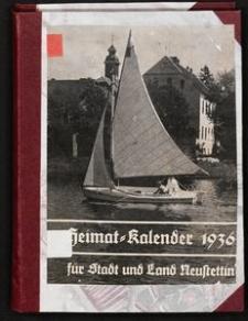 Heimatkalender für Stadt und Land Neustettin 1936