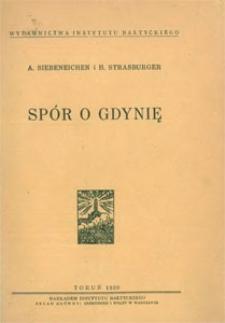 Spór o Gdynię