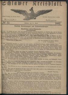 Kreisblatt des Schlawer Kreises 1882 No 32