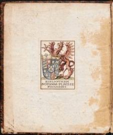 Des zweiten Theils erster Band, welcher die Beschreibung der zu dem Gerichtsbezirk der Königl. Landescollegien in Stettin gehörigen Hinterpommerschen Kreise enthält.