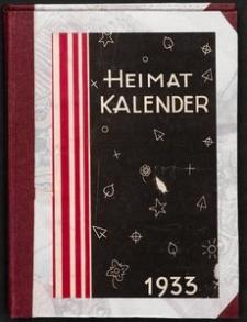 Heimatkalender für Stadt und Land Neustettin 1933