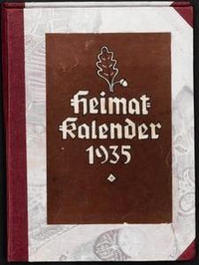 Heimatkalender für Stadt und Land Neustettin 1935