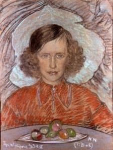 Portret Teresy Głód