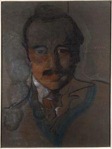 Portrait August Zamoyski's