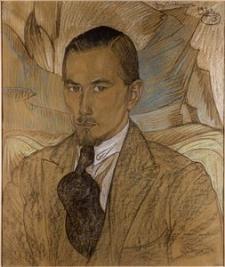 Włodzimierz Nawrocki's portrait [1]