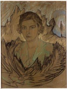 Portrait Irena Domaniewska's [1]