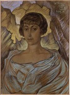 Portret Haliny Reynel