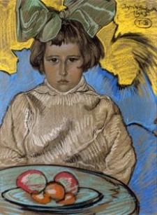 Portrait Anna Nawrocka's [1]