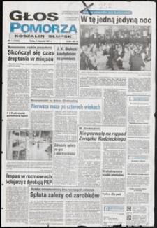 Głos Pomorza, 1991, styczeń, nr 1