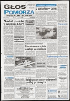 Głos Pomorza, 1991, styczeń, nr 6