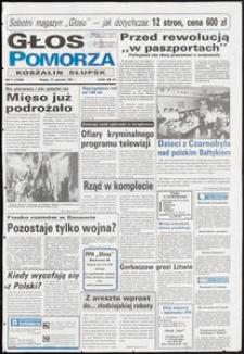 Głos Pomorza, 1991, styczeń, nr 9