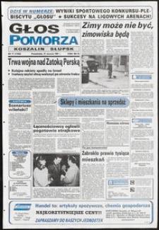 Głos Pomorza, 1991, styczeń, nr 17