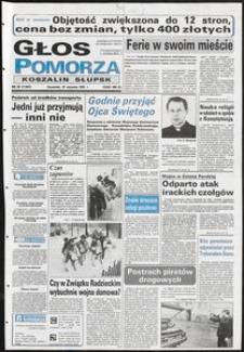 Głos Pomorza, 1991, styczeń, nr 26