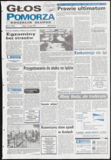 Głos Pomorza, 1991, luty, nr 33