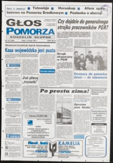 Głos Pomorza, 1991, luty, nr 39