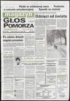 Głos Pomorza, 1991, luty, nr 40