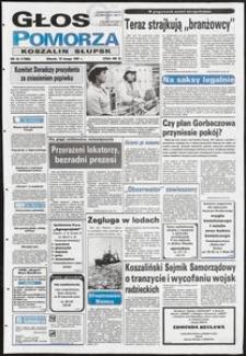 Głos Pomorza, 1991, luty, nr 42