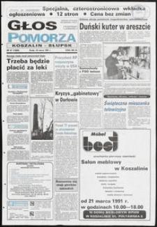 Głos Pomorza, 1991, marzec, nr 67