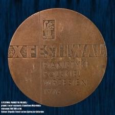 10 Festiwal Pianistyki Polskiej w Słupsku [Medal]