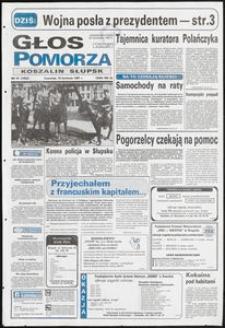 Głos Pomorza, 1991, kwiecień, nr 91