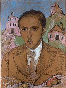 Portrait Jan Nawrocki's [1]