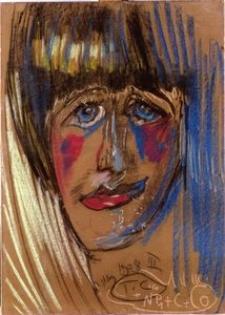 Portrait Zofia Mohuczyna's [2]
