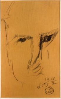 Portrait Leopold Gebel's